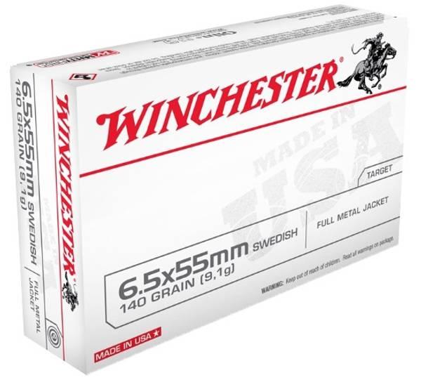 Winch. 6,5x55 FMJ