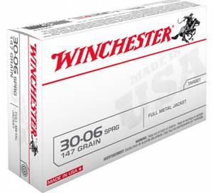 Bilde av Winchester FMJ 30-06 147gr