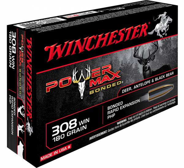 Winchester Power Max 308 180gr