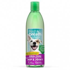 Bilde av Tropiclean Fresh Breath Water Additive Ledd 473