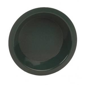 Bilde av Turtallerken Dyp Grønn Plast