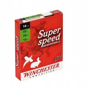 Bilde av Winchester SuperSpeed 16/70 32g 10pk