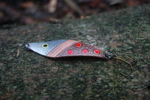 Bilde av Spinn Craft 16g Rød/Kobber UV