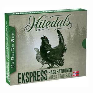 Bilde av Nitedal Ekspress 12/70 36 g 10pk