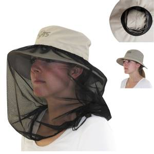 Bilde av Mygghatt m/avtagbart nett UV Protection
