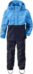 Bilde av Didriksons Rusk Kids Set Malibu Blue
