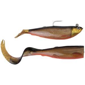Bilde av SG Cutbait Herring 25 cm Gold Red Fish 460g
