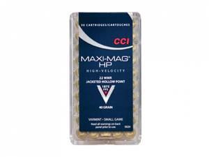 Bilde av CCI 22WMR HP MAXI-MAG