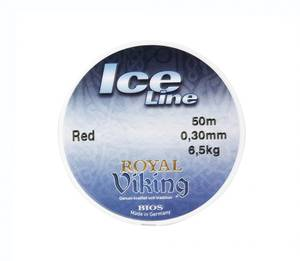 Bilde av Royal Viking Ice Rød 0,35 mm 50 m