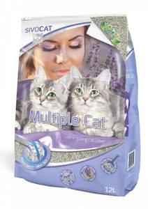 Bilde av Kattesand Sivocat Multiple Cat 12Kg