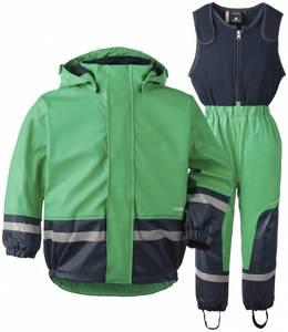 Bilde av Didriksons Boardman Kid`s Set 2 Bright Green