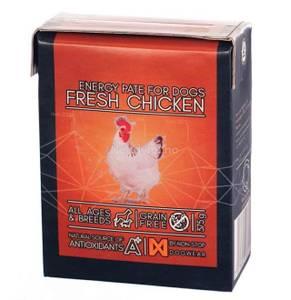 Bilde av Non-Stop Tetrapack Chicken 375g