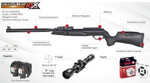 Bilde av Gamo Speedster 10X IGT Gen 2 Pakke 4,5mm
