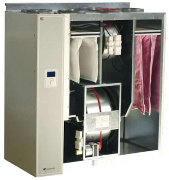 Bilde av Komplett filtersett til Villavent/ Systemair VR 400 EV/EV-B-DCV