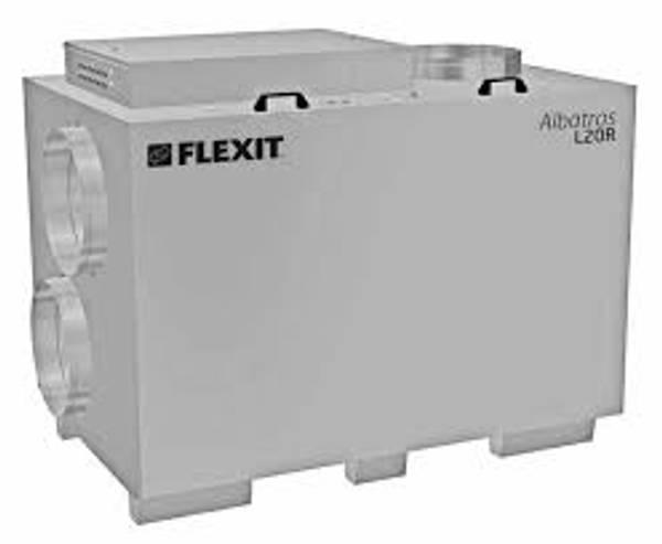 Bilde av Komplett filtersett til Flexit L20R (ALBATROS)