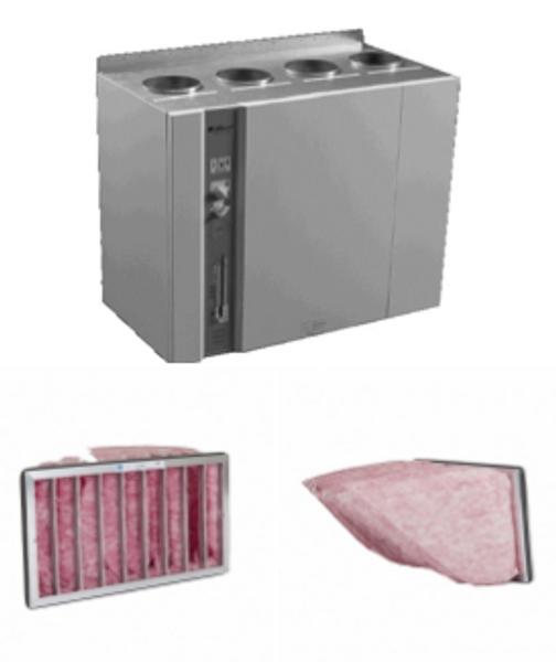 Bilde av Komplett filtersett til Villavent - VVX og VX 500/700 TFV