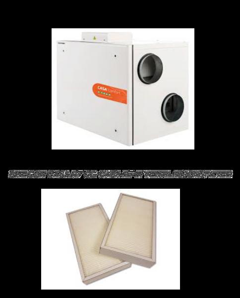 Bilde av Filtersett til Casa R7 og R7-H