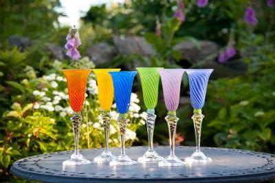 Kunstglass - Sommerminner