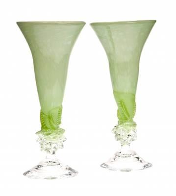 Kunstglass - Vekst
