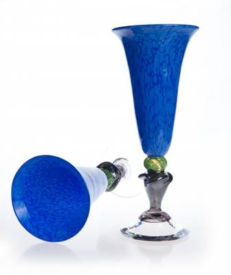 Kunstglass - Tårn