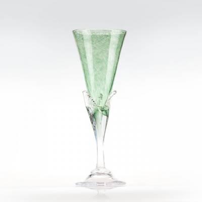 Kunstglass - Lilje