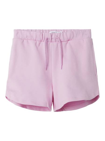 Name it, Nkfjamay pastellrosa sweat shorts