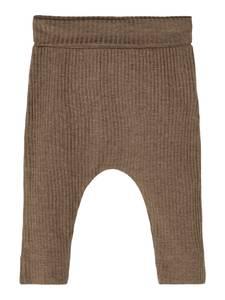 Bilde av Name it, Nbffelly brun ribbet bukse