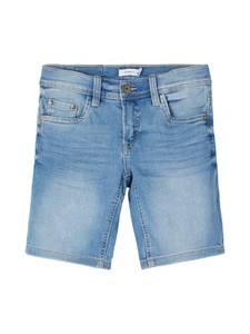 Bilde av Name it, Nkmsofus lys denim shorts