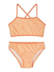 Bilde av Name it, Nkffelisia oransje bikini m/stjerner