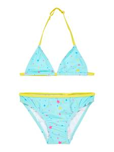 Bilde av Name it, Nkfzummers turkis bikini m/ stjerner