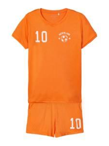 Bilde av Name it, Nkmhateam Nederland shorts sett
