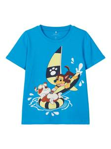Bilde av Name it, Nmmpawpatrol Alfie turkis t-skjorte