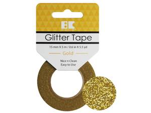 Bilde av Glitter Tape gull