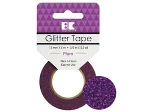 Bilde av Glitter Tape Plum