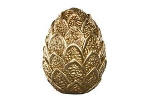 Bilde av Gull Egg stående 15,5x20 cm