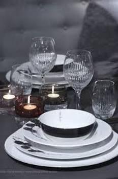 Kjøkken og borddekking