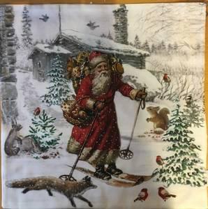 Bilde av Juleputetrekk hvit
