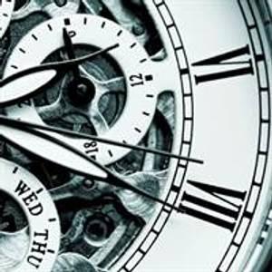 Bilde av Servietter Clockwork, lunsj,