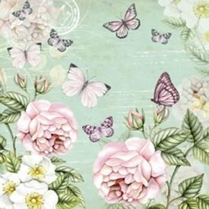 Bilde av Serviett Botanical 33x33 cm