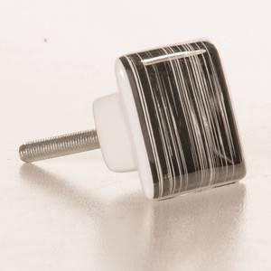 Bilde av Knott Sølvstriper 3x3 cm