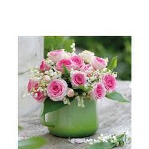 Bilde av Servietter kaffe minigarden