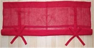 Bilde av Rollup Rød 120 x 90 cm