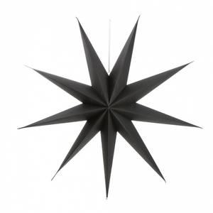 Bilde av Adventstjerne sort papir 9