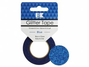 Bilde av Glitter Tape blå