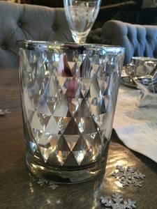 Bilde av Lysglass med mønster 1