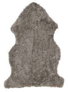 Bilde av Australsk lammeskinn brun