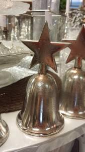 Bilde av Bjelle med stjerne på toppen