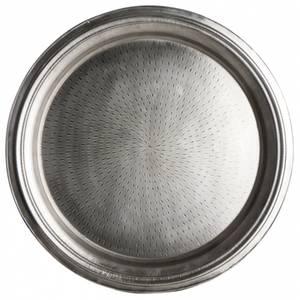 Bilde av Fat til dekor/lys sølv Ø 65