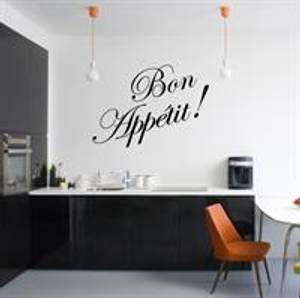 Bilde av Wallsticker Bon Appetit
