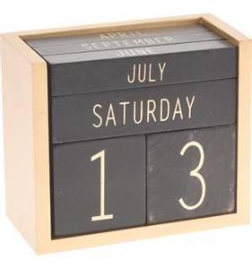 Bilde av Bordkalender i tre